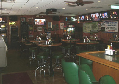 Riley's Gathering Place | Inside Left